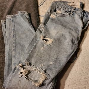 Abercrombie & Fitch Bottoms - Abercrombie boys size 14
